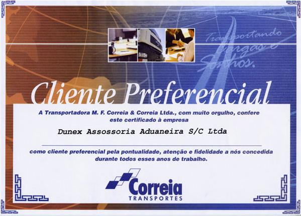 Transportadora M. F. Correia & Correia