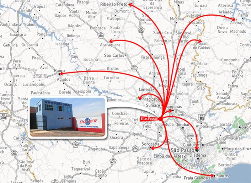 Centro de Armazenagem e Distribuição de Cargas