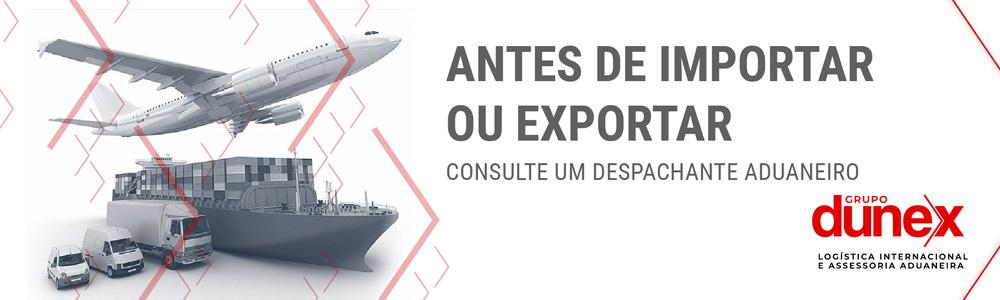 Dunex Comércio Exterior, Logística e Assessoria Aduaneira